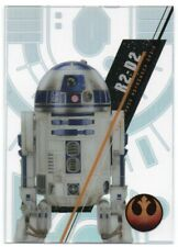 2016 Star Wars High Tek Form 2 Pattern 4 #SW92 R2-D2