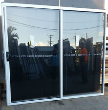 Sliding Door - 2100h x 2410w Brand New w/ Clear Glass - Various Colours