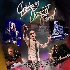 GRAHAM BAND BONNET - LIVE...HERE COMES THE NIGHT (CD+DVD DIGIPAK)   CD+DVD NEUF