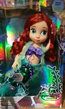 Disney Animator Collection ARIEL mermaid Doll Special Edition Light up fin tail