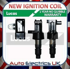 JAGUAR IGNITION COIL PACK NEW LUCAS OE QUALITY