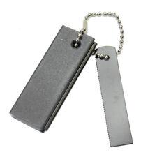 Magnesium Block Flint Tooth Scraper Striker Ferrocerium Rod Stone Fire Kit
