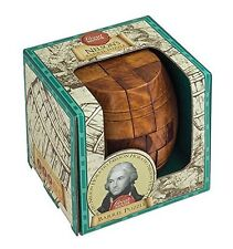 Great Minds Nelson's Barrel Puzzle Fun Gift Present 3d Brain Teaser Geek Nerd