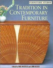 Tradition in Contemporary Furniture (Furniture Studio, 2)-ExLibrary
