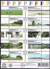 Netherlands 2014 Dutch World Heritage UNESCO