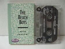 The Beach Boys - still cruisin' SINGLE - Cassette Tape