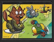 Jouet kinder Puzzle 2D K04 94 France 2003 + étui de protection +BPZ