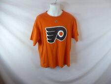 Men's REEBOK T- Shirt Short Sleeve Philadelphia Flyers Mike Richards Sz L