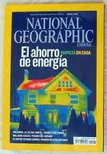 NATIONAL GEOGRAPHIC ESPAÑA - VOL. 24 - Nº 6 - JUNIO 2009 - VER SUMARIO