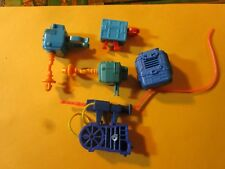 The Real GHOSTBUSTERS: WEAPONS LOT BROKEN ~