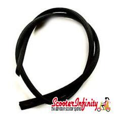 Legshield Rubber Trim (1650mm) (Rubber) (Black) (Vespa PX/T5/MY)