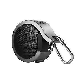 New Bluetooth Wireless Speaker Mini Bass Audio Player For Smartphone Tablet Grey