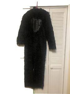 Black GORILLA SUIT Kids Costume. Kids XL Would Probably Fit Adult Medium.