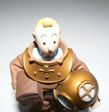 Tim & MILOU Personnage Bande dessinée Tintin statue Terrae Moulinsart Résine Kuifje NOUVEAU # 65