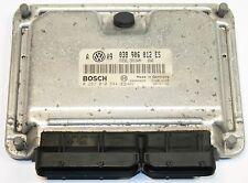 VW GOLF MK4 1.9 SDI DIESEL ENGINE CONTROL UNIT MODULE BOSCH ECU 038 906 012 ES