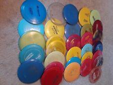 Lot of 31 Used Innova Disc Golf Discs