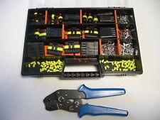 AMP Superseal Starter Set 1-6-polig + Crimpzange + Box Auto Motorrad
