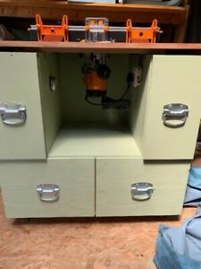 Brand New Triton Router Table with drawers