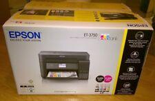 EPSON EcoTank ET-3750 All-in-One A4 Print/Scan/Copy Wireless Inkjet Printer