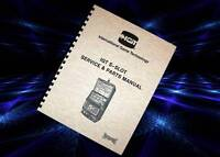 IGT S - Slot Machine Service & Parts Owners Manual 1986