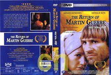 The Return of Martin Guerre (1982) - Daniel Vigne, Gérard Depardieu   DVD NEW