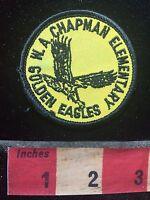 Vtg Patch - Homestead Florida WA CHAPMAN Elementary School 77P7