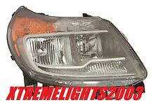 DODGE RAM PROMASTER 2014-2016 RIGHT PASSENGER HEADLIGHT HEAD LAMP LIGHT WITH DRL