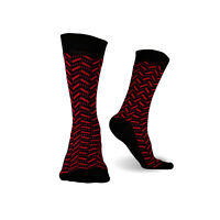 3 Pairs Mens Cotton Dress Socks Variety Packages Casual Fashion Shoe Size 8-12