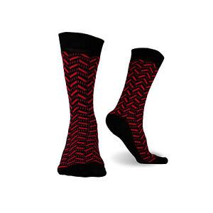 1SOCK2SOCK Men's Dress Socks Premium Cotton 3 Pack Casual Fashion Shoe Size 8-12