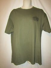 mens ford motor co t-shirt XL nwt since 1903 military green