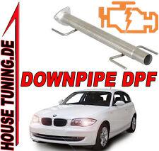 Tubo FAP DPF Downpipe BMW Serie 3 Coupe E92 320d 177 CV N47 D20 T8A ACCIAO INOX