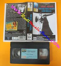 VHS film NON SEI MAI STATA COSI' BELLA Fred Astaire Rita Hayworth (F118) no dvd
