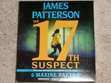 The 17th Seduction - CD (Unabridged) By James Patterson