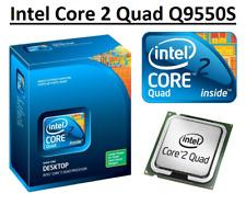 Intel Core 2 Quad Q9550S SLGAE 2.83GHz 12MB Cache,4 Core, Socket LGA775, 65W CPU