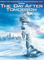 The Day After Tomorrow (DVD, 2004) Widescreen