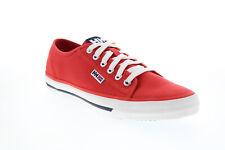 Helly Hansen фьорд 11465216 мужские красные холст повседневные кроссовки, обувь