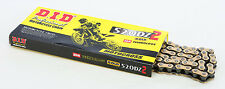 D.I.D HI-PERFORMANCE 520DZ2-120 RACING CHAIN (GOLD) PART# 520DZ 2 -120 LINK NEW