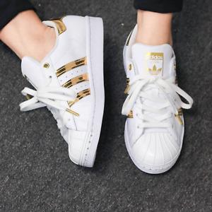 Chaussures métalliques adidas pour femme   eBay