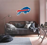 Buffalo Bills NFL Team Logo Color Printed Decal Sticker Car Window Wall