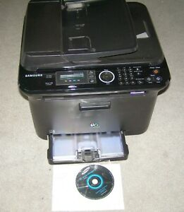 Samsung CLX-3175FN Color Laser Multi-function Printer - Power On But, Untested