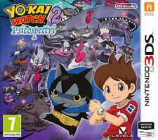 YO-KAI Watch 2: PsicoSpettri - ITA - 3DS NUOVO SIGILLATO  [3DS0464]