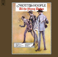 Mott The Hoople - All The Young Dudes 200G LP REISSUE NEW LIMITED EDITION