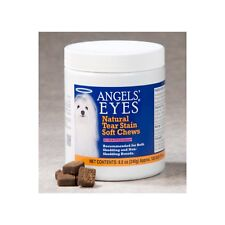 Angels' Eyes Soft Chew Chicken 120 Count | Natural Tear Stain Remover for Dogs