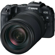 Canon EOS RP RF 26.2MP Mirrorless Camera - Black (with 24-240mm lens)