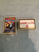 Next Friday Movie Deck of Poker Cards and Good Luck Movie Deck Of Playing Cards