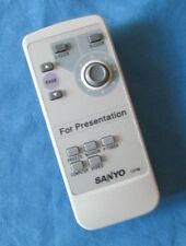 Genuine Original Sanyo CXPW PRESENTER Remote Control Tested and Cleaned