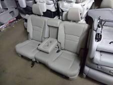 2017 HONDA PILOT SECOND ROW SEATS TAN LEATHER