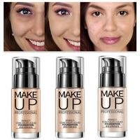 Base Makeup Face Brightening Liquid Concealer Full Coverage Foundation Cream