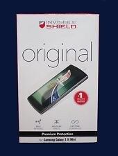 ZAGG INVISIBLE SHIELD original PremiumScreenProtection fr Samsung Galaxy S3 Mini