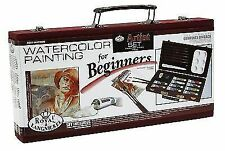 Royal and Langnickel Beginners Watercolour Painting Set